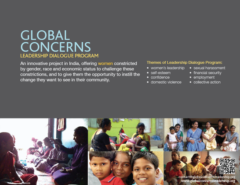 global concerns leadership